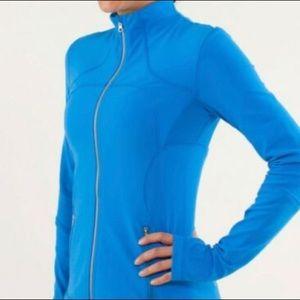 Lululemon Blue Forme Jacket